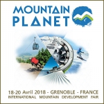 Affiche du salon Mountain Planet